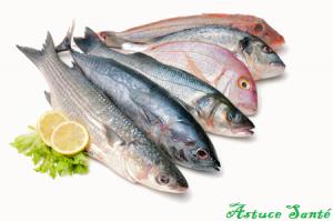 poisson aliment pour bien dormir